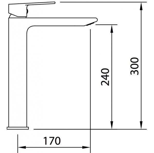 Baterie lavoar AGORA XTREME 240 ec2 1