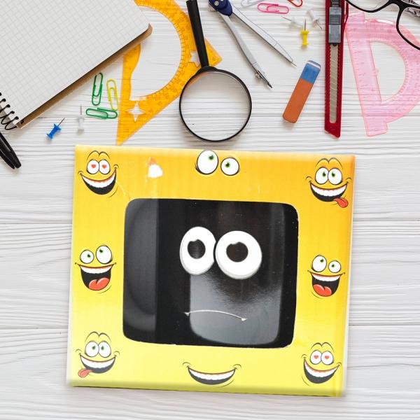 Cana Termosensibila Smile Rosu 250 ML 0