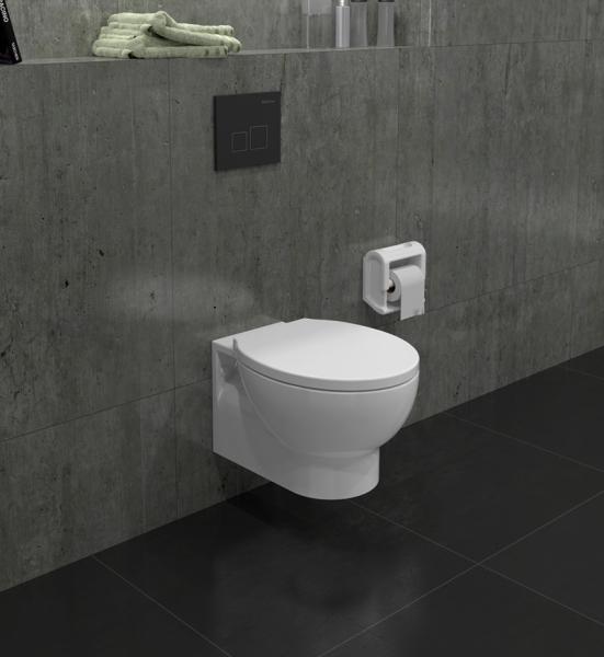Capac vas WC - DURIUS 0