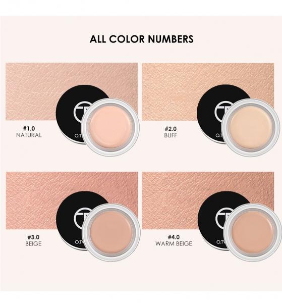 Corector cremos Cream Concealer 3