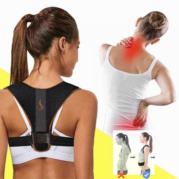 Corector postura spate, Ham Posture Doctor Indreptare coloana, marime Universala 1