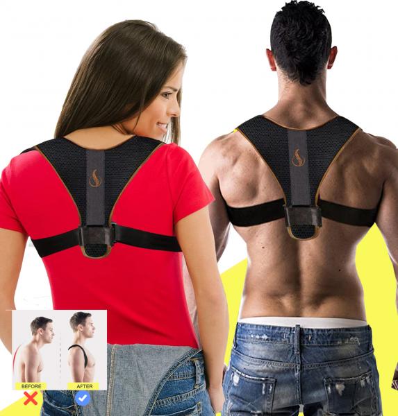 Corector postura spate, Ham Posture Doctor Indreptare coloana, marime Universala 0