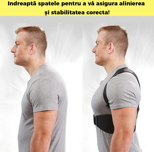 Corector postura spate - Hempvana Arrow Postura - corecteaza poziția spatelui [7]