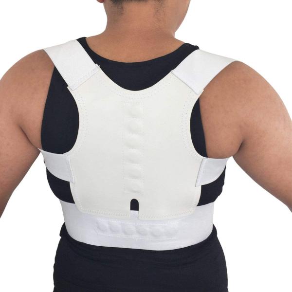 Corset Spate Magnetic Pentru Corectarea Pozitiei Spatelui #1 Dr. Levine Power Magnetic Posture 4