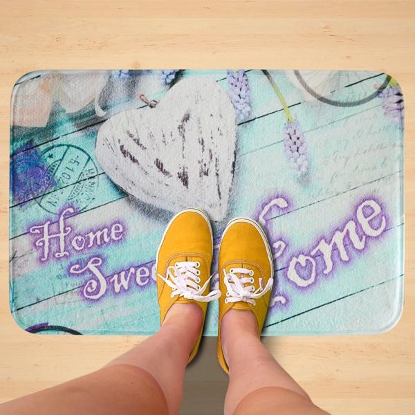 Covoras Home Sweet Home #4 60X40 CM 0