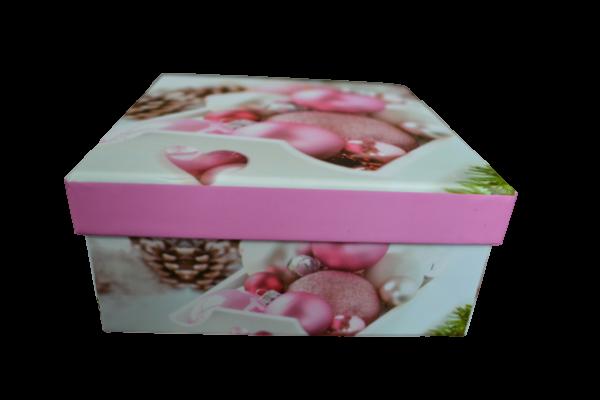 Cutie pentru cadouri design globuri - Diferite marimi 0