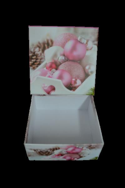 Cutie pentru cadouri design globuri - Diferite marimi 1