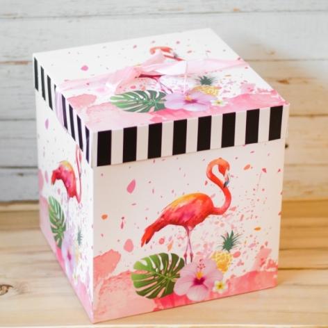 Cutie Carton Flamingo 0