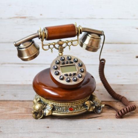 Decor Telefon Antic 0