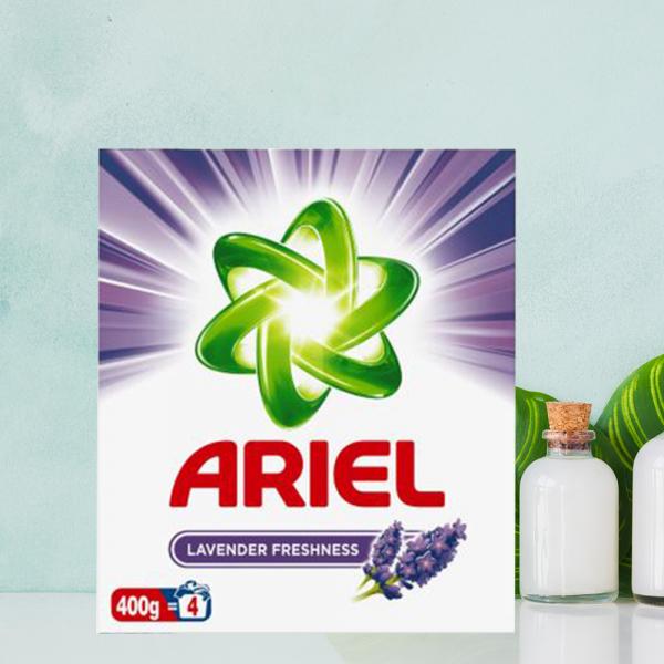 Detergent automat , Ariel Lavanda 400g 0