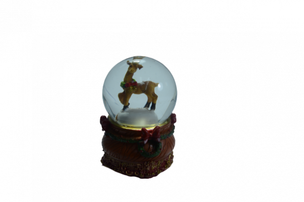 Glob sticla mic cu ren 0