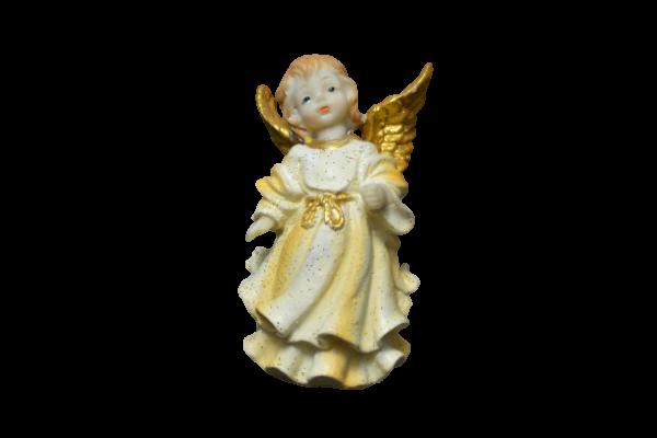 Figurina decorativa realizata din rasina – Ingeras 1