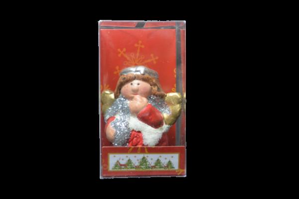 Figurina realizata din ceramica – Design fetita inger 0