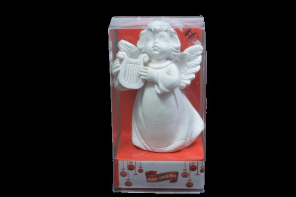Figurina realizata din ceramica – Design Ingeras 0