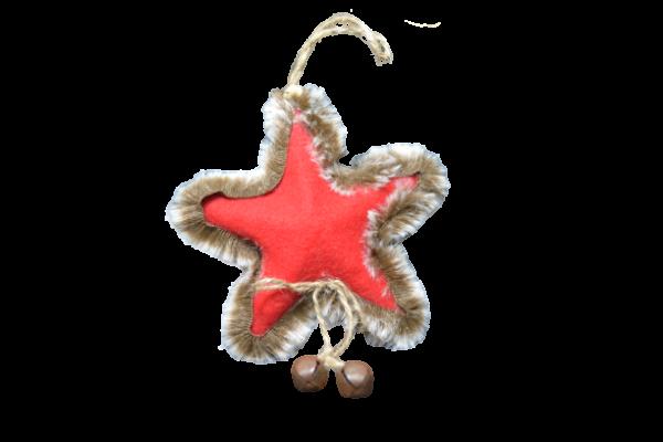 Decoratiune stea cu agatator 0