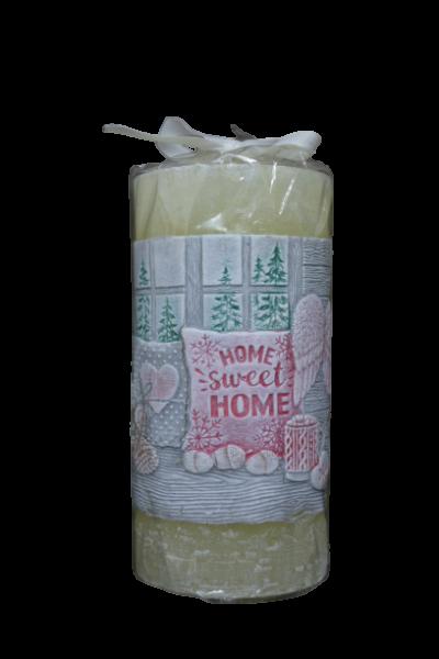 Lumanare craciun in forma cilindrica – Design Home Sweet Home 0