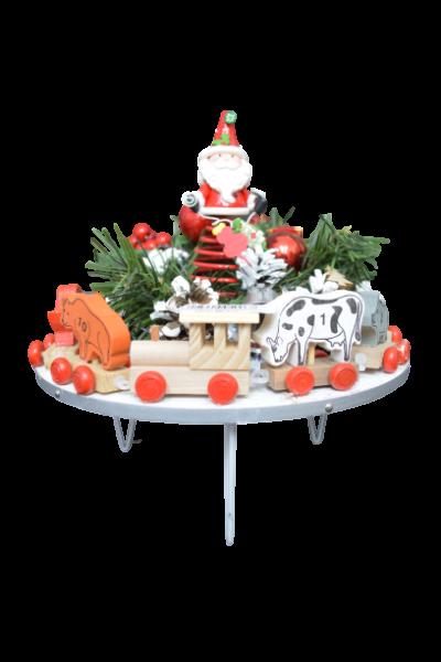 Decoratiune craciun pentru masa cu figurine - Model 3 2