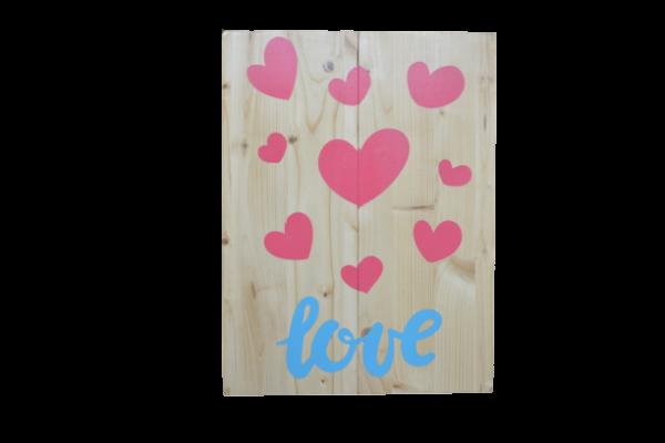 Decor lemn handmade - Model 1 0