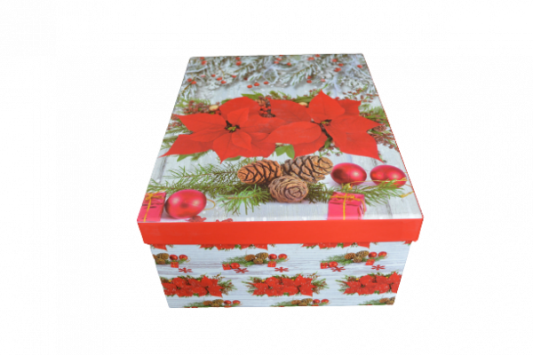 Cutie pentru cadouri cu design craciun - Diferite marimi 0