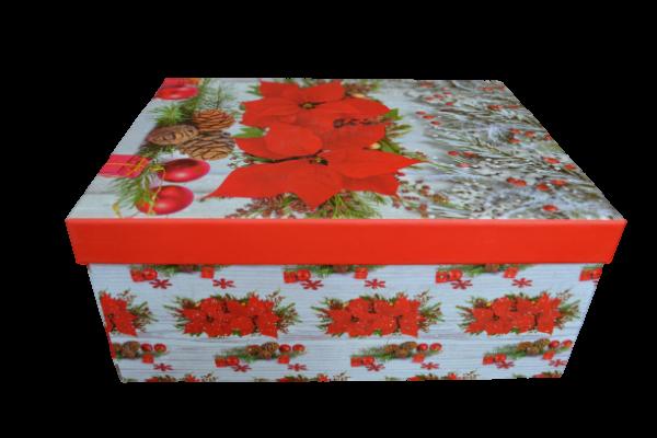Cutie pentru cadouri cu design craciun - Diferite marimi 1