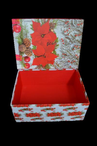 Cutie pentru cadouri cu design craciun - Diferite marimi 2