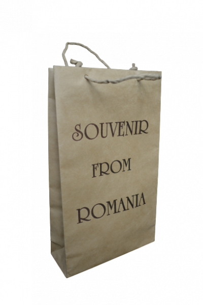 Punga cadou natural – I Love You Romania 1