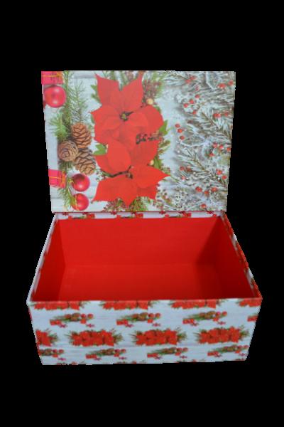 Cutie pentru cadouri cu design craciun - Diferite marimi 3