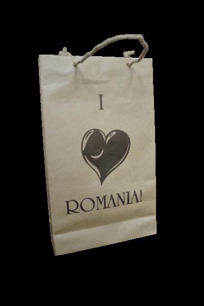 Punga cadou natural – I Love You Romania 0