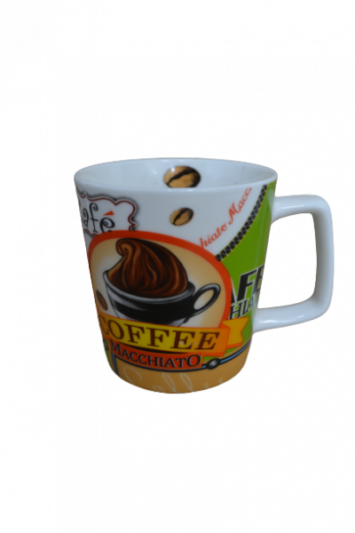 Cana din ceramica - Coffee 0