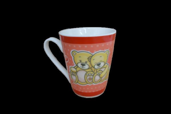 Cana din ceramica- Model ursuleti 0