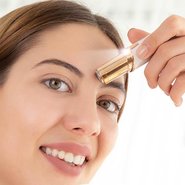 Epilator Facial Cu Led – Wellness Beauté [3]