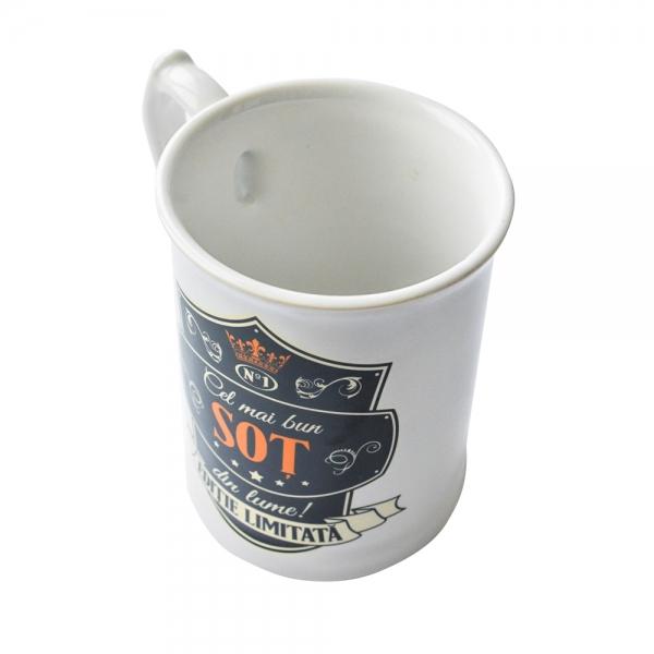 Halba Ceramica Cel Mai Bun Sot Din Lume! Editie Limitata 500 ML 1