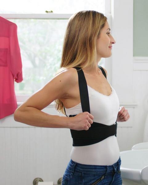 Corector postura spate - Hempvana Arrow Postura - corecteaza poziția spatelui 12