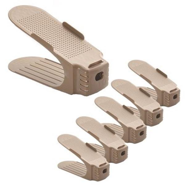 Set 12 x Organizator suport pantofi ShoeRack 8