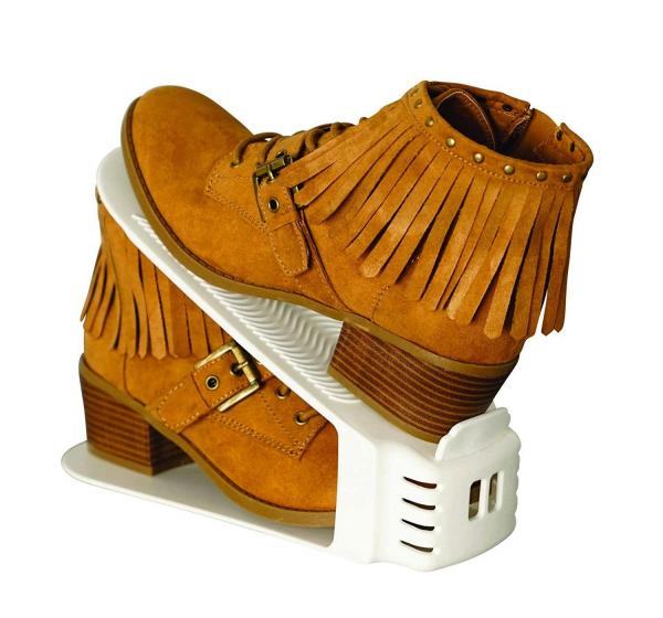 Set 12 x Organizator suport pantofi ShoeRack 4