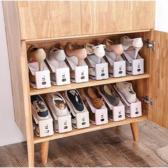 Set 12 x Organizator suport pantofi ShoeRack 0