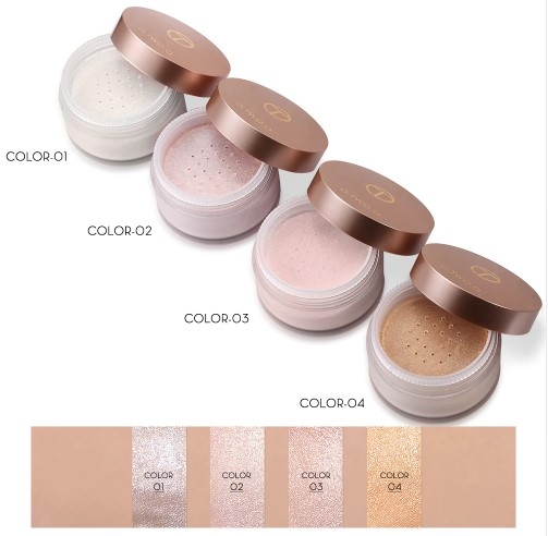 Iluminator pulbere Loose Powder Highlighter 3