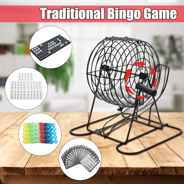 Joc Traditional Bingo 20 CM 0