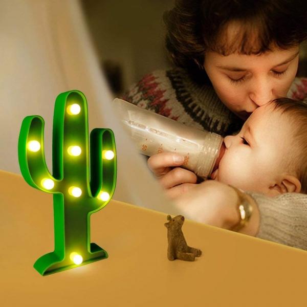 Lampa Led Cactus 1