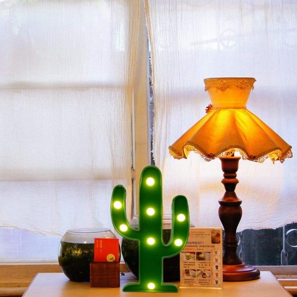 Lampa Led Cactus 0