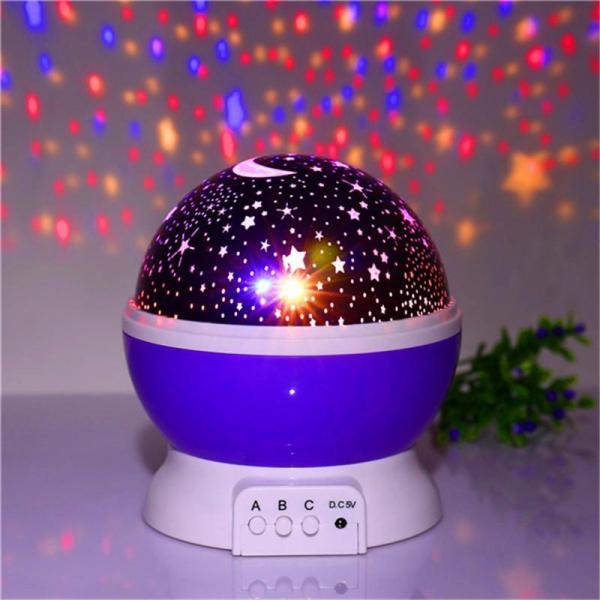 Lampa LED Proiector Laser Stele 0