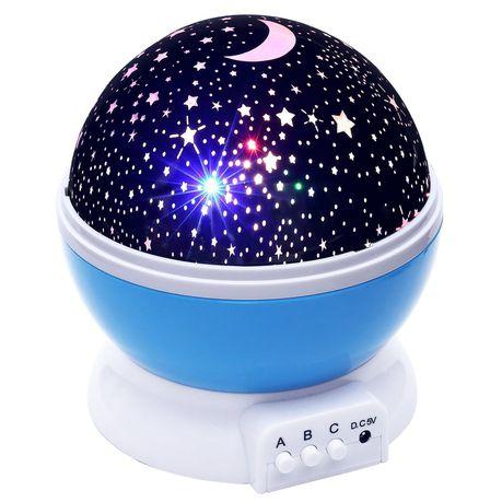 Lampa LED Proiector Laser Stele 1