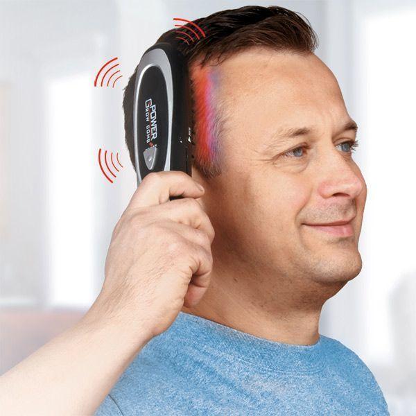Set de perii electrice - tratament cu laser, oprește caderea părului cu accesorii (12 bucăți) 3