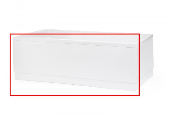 Masca FRONTALA pentru Cada QUADRA 170x80 cm 0