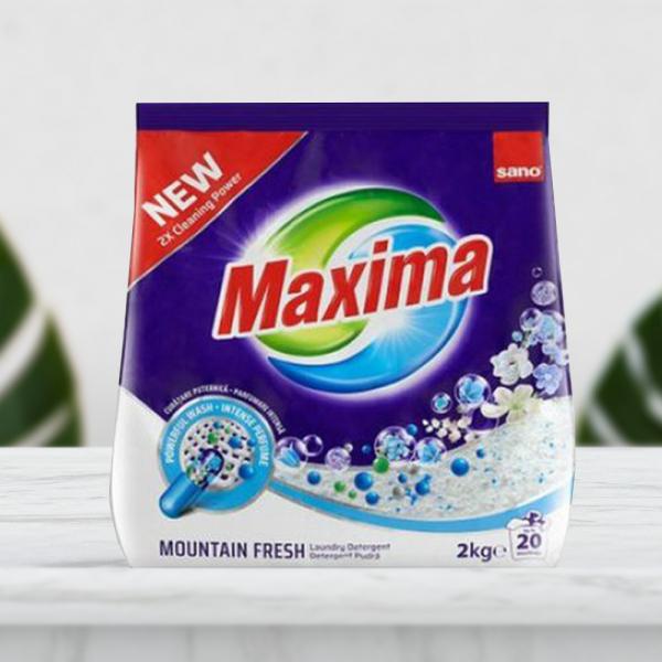 Detergent Rufe Sano Maxima Mountain Fresh 2 Kg 0