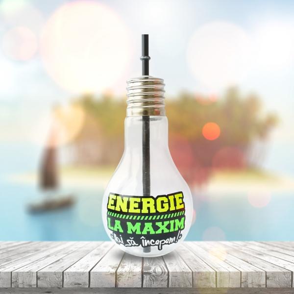 Pahar Bec Energie La Maxim 400 ML 1