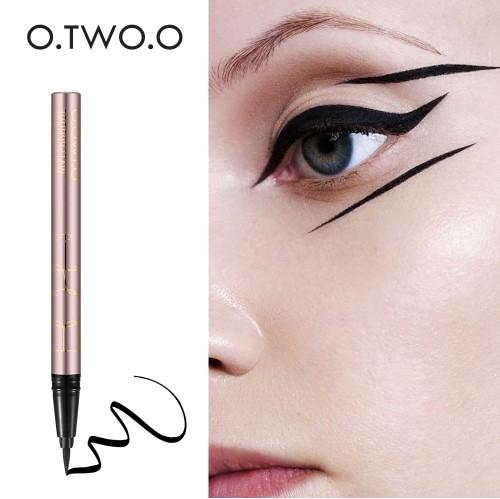 Tus de Ochi Tip Carioca Profesional Eyeliner Waterproof O.TWO.O 0