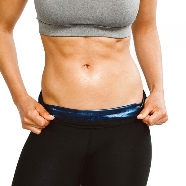 Colanti pentru slăbire cu compresiesaună cu talie înaltă, pierdere în greutate - Unisex [1]