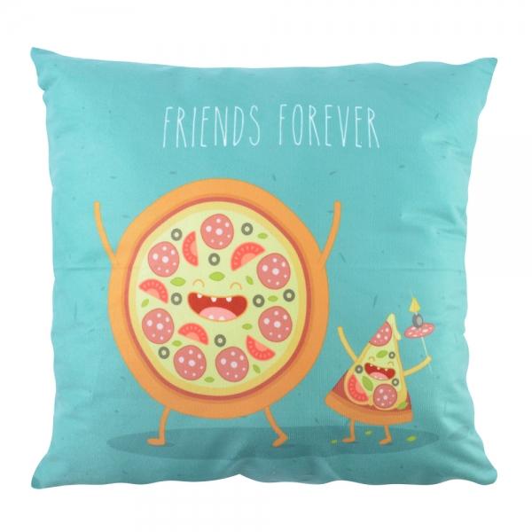 Perna Decorativa Friends Forever #2 45X45 CM 2