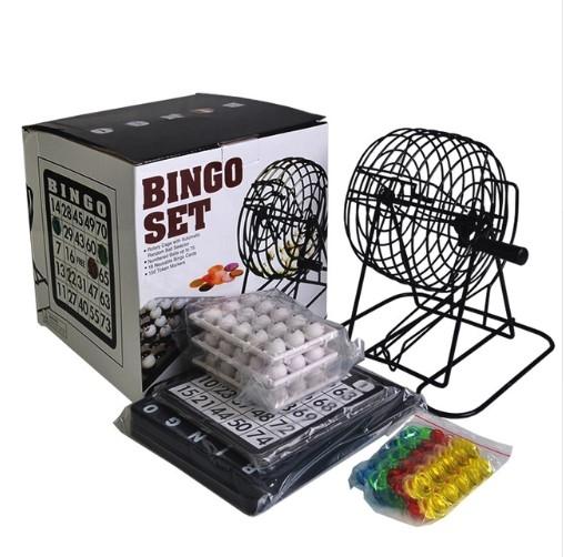 Joc Traditional Bingo 20 CM 3